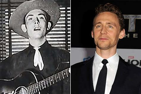 Tom Hiddleston To Play Hank Williams In New Movie 'i Saw