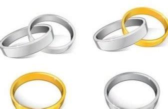 vector wedding rings vector art ai svg eps vector