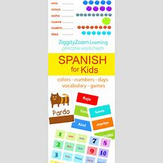 The 25+ Best Spanish Worksheets Ideas On Pinterest  Es In Spanish, Time In Spanish And Phrases