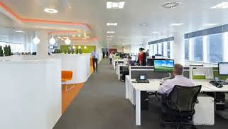 Open Office Layout Design by Facebook Open Plan Office To Be Rich In Distractions ABC News