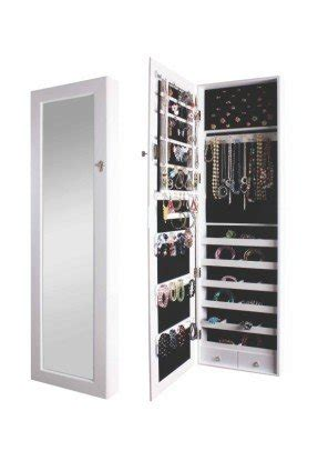 jewelry cabinet wall mount wall hanging mirror jewelry box foter