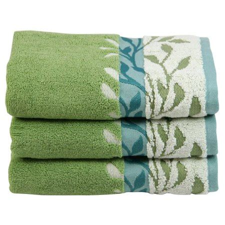 homes  gardens summerdale vine bath towel