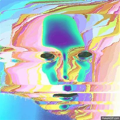 Vaporwave Kaltblut Fme Aesthetics Glitch Plants Focus