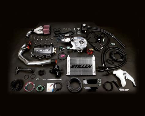 03 350z Horsepower by 407750b Stillen Supercharger System Nissan 350z Base