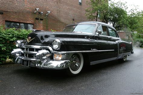 1953 Cadillac Series Sixty Special Fleetwood Sedan