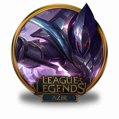 Azir Galactic Icon Legends League Icons Gold