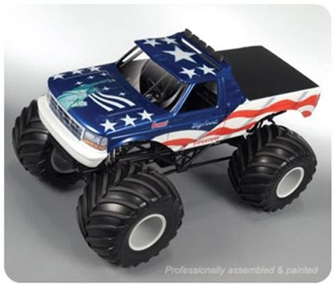 bigfoot 5 monster truck toy radio control monster truck ford bigfoot