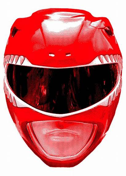 Power Ranger Colors Rangers Funny Mask Perfect