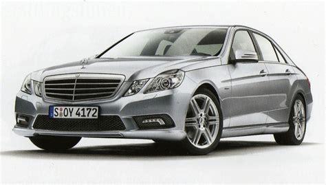 Mercedesbenzblog The Brand New Mercedesbenz Eklasse