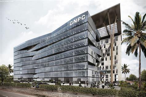 GHANA NATIONAL PETROLEUM CORPORATION (GNPC) headquarters ...