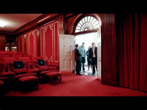white house  theater  video   media