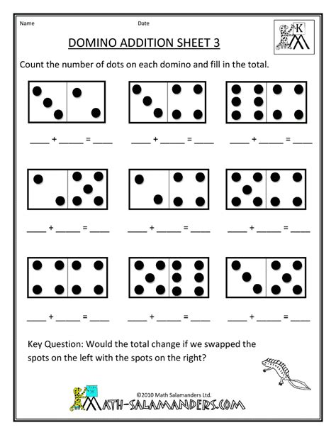 free coloring pages of addition for kindergarten