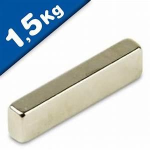 Haftkraft Magnet Berechnen : quadermagnet magnet quader 20 x 5 x 2mm neodym n44h nickel haftkraft 1 5kg neodym magnete ~ Themetempest.com Abrechnung