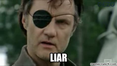 Liar Meme - governor liar
