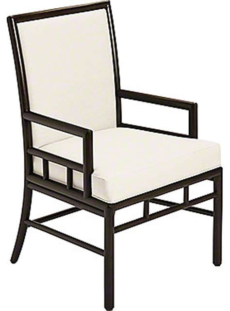 barbara barry ceremony arm chair m 272 traditional