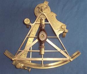 A Sextant  210 Years On