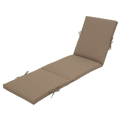 threshold patio furniture cushions threshold outdoor chaise lounge cushion