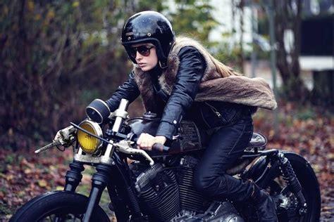 Harley-davidson Sportster Xl883 Cafe Racer
