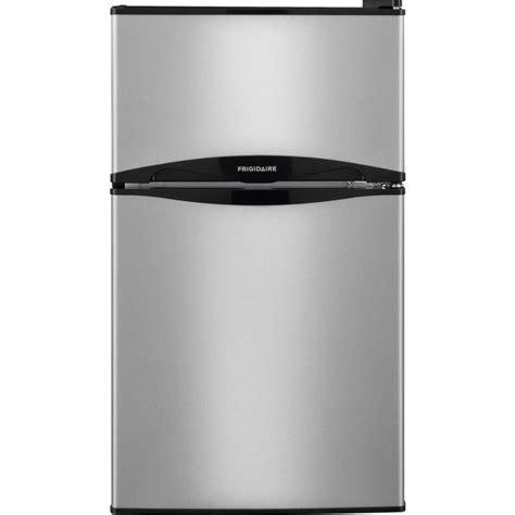 mini kreissäge bosch frigidaire 3 1 cu ft freestanding mini fridge freezer compartment silver mist energy at