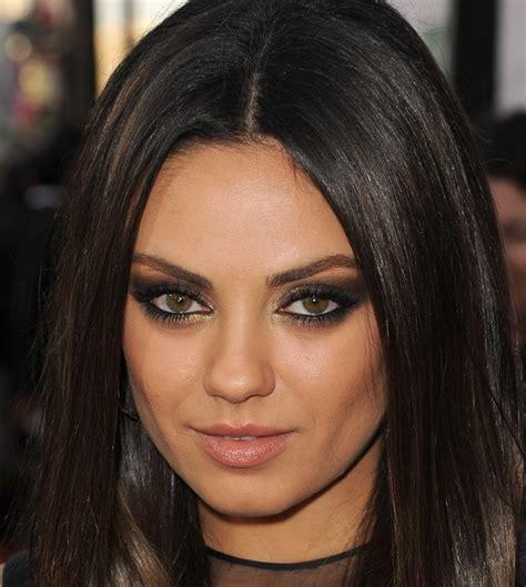 Mila Kunis Celebrity Makeup Looks Indian Beauty Forever