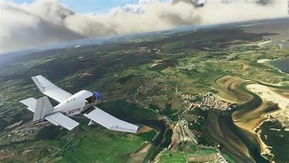 Flight Microsoft Simulator Screens Xbox Blow Away