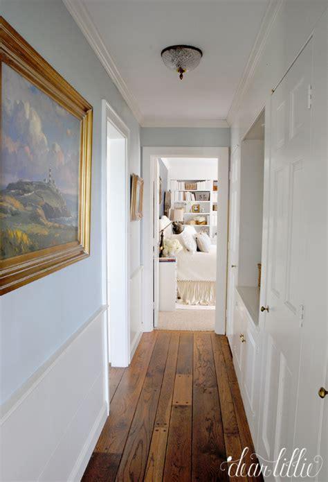 Dear Lillie Bluestone Hill Bedroom Hallway