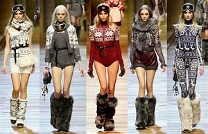 Du0026G Unveils Ski Lodge Clubwear for Fall 2010 - Stefano Gabbana - Zimbio