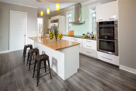 modern kitchen floors with the new laminate flooring collection find in 4216