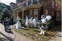 scary halloween decorating ideas 40+ Funny & Scary Halloween Ghost Decorations Ideas