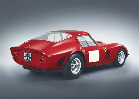 Of the 176 examples built, both steel and aluminum bodies were used in various road (lusso) and racing trims. 1962 Ferrari 250 GTO Becomes Most Expensive Car Ever Sold at Auction