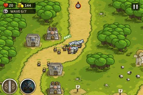 best tower defense iphone now on iphone kingdom could be the tower