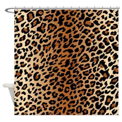 cheetah shower curtain leopard print shower curtain by bestshowercurtains