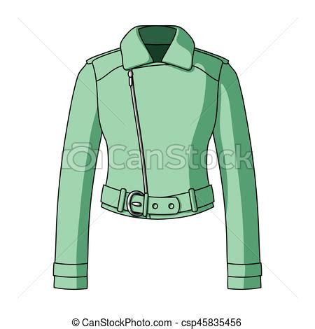 green youth short leather jackets  confident women