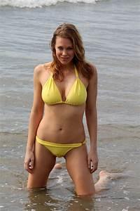 MAITLAND WARD in Bikini at a Beach in Marina Del Rey