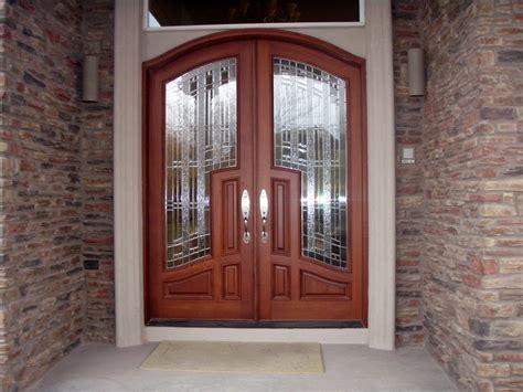 mahogany exterior wood doors  sale  ohio front doors