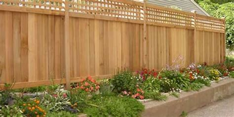 Backyard Wood Fence Ideas - landscape fence ideas and gates landscaping network