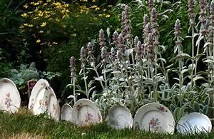 Garten Gestalten Mit Kreativer Rasenkante Und