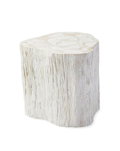 root silver accent table