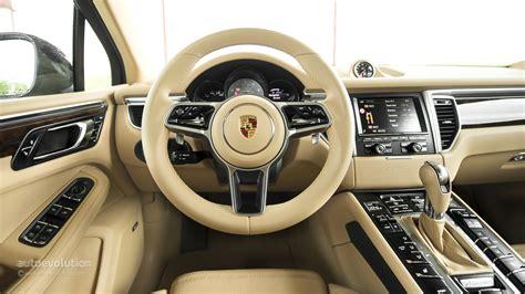 Porsche Macan Hd Picture by Porsche Macan Steering Wheel Hd Pictures