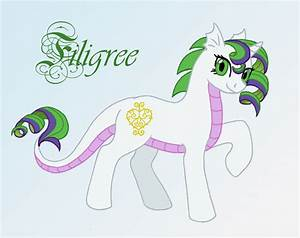 MLP - Spike 'n Rarity's filly by merrypaws on DeviantArt