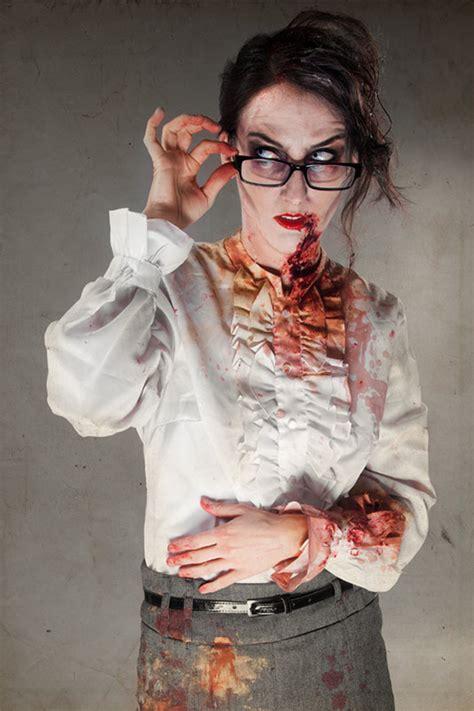 halloween schminktipp der klassiker zombie
