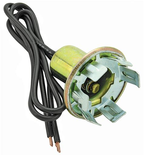 1950 Cadillac Reproduction Wiring Harnes by Restoparts Chevelle Light Socket Turn Signal 2 Wire Fits
