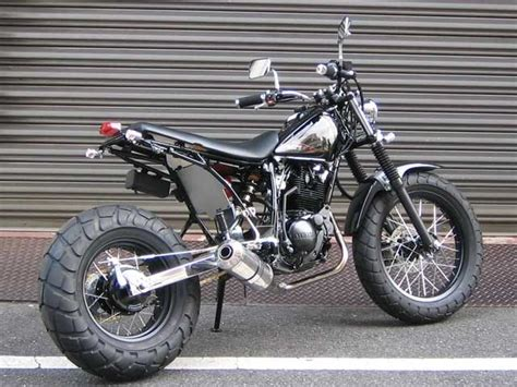 17+ Images About Yamaha Tw Custom Builds On Pinterest