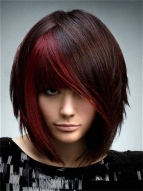 Hair Colour Styles For Brunettes by Funky Hair Color Hair Color Ideas For Brunettes Cool