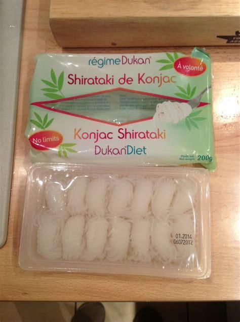 cuisiner le konjac shirataki de konjac ma p 39 tite cuisine