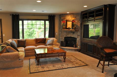 Best Ideas About Living Room Designs With Fireplace