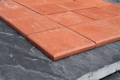 quarry tiles bullnose new red quarry tiles double bullnose 6x6 cawarden reclaim
