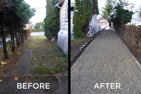 Tips for Building a Great Gravel Driveway Tasteful Space