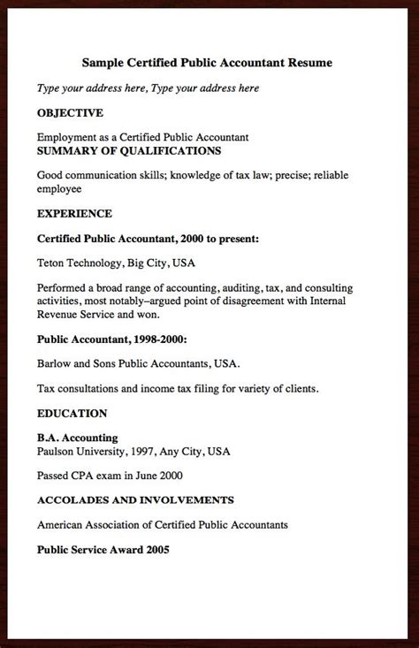 1000 ideas about exle of resume on resume