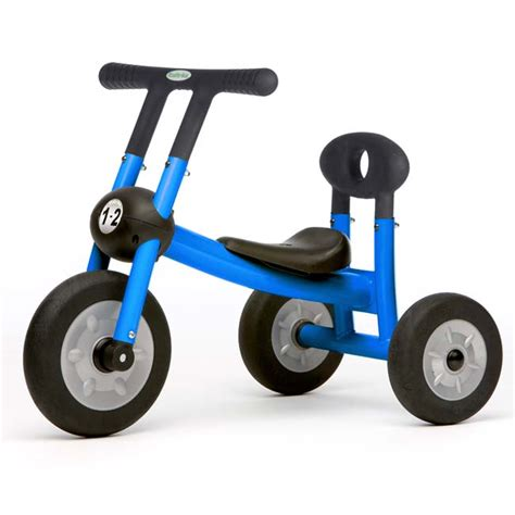 all pilot 100 small tricycles by italtrike options 578   100 01 pilot tricycle no pedals itlatrike